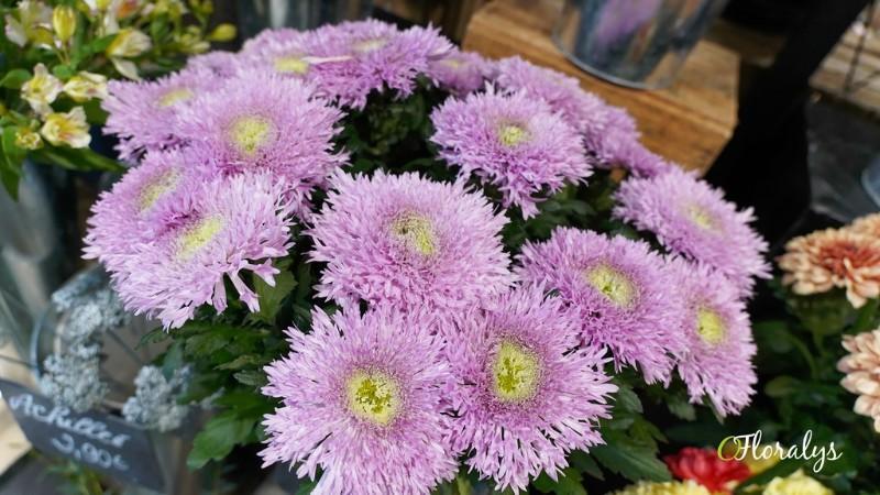 Vente de fleurs